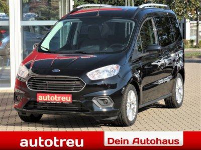 Ford Tourneo Courier Titan Klimaaut SYNC WinterPak 6Gang