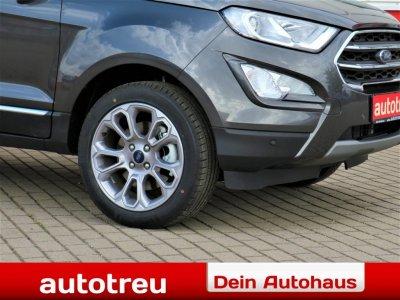 Ford EcoSport Titan Klimaautomatik Alu Winterpak LED - Tagfahrlicht