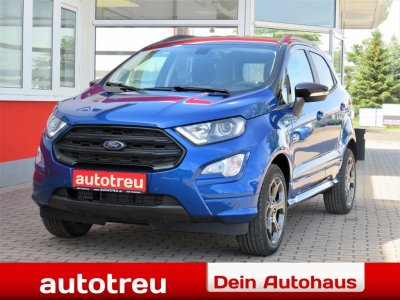 Ford EcoSport ST-Line Klimautom SYNC WinterPaket6Gang