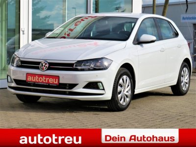 VW Polo Comfort DSG Automatik Park-Assist vo&hi LED - Tagfahrlicht