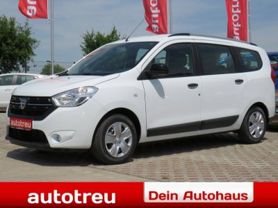 Dacia Lodgy 7Sitze FamilyVan Anhängerkupplung Tempomat