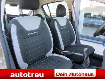 Dacia Sandero Stepway Klima Navi Bluetooth Hängerkupplung