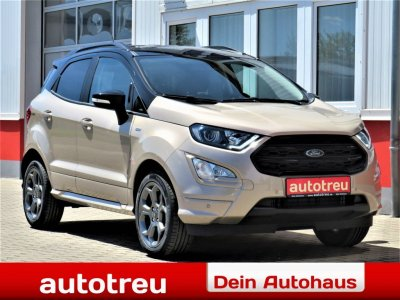 Ford EcoSport ST-Line AAC Kamera SYNC WinterPaket 6Gang