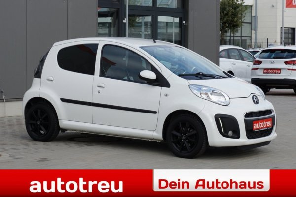 Citroen C1 5tür Klima Radio Black&White Edition