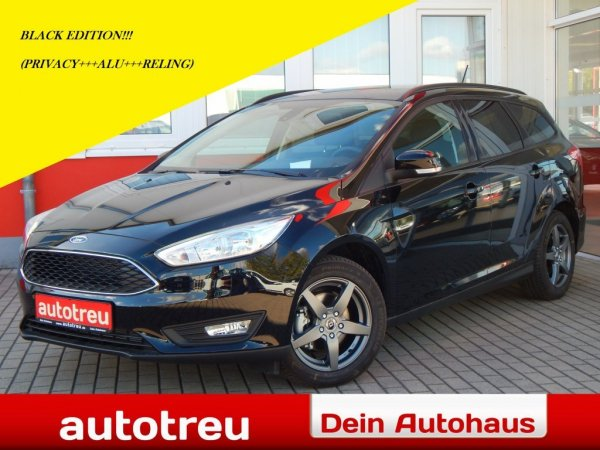 FORD Focus Kombi 125PS SYNC Grey- Edition