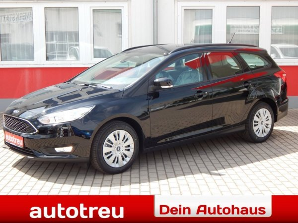 FORD Focus Kombi 125PS SYNC LED Winterp Tempo PDC&AHK
