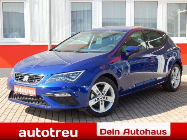 SEAT Leon FR 5tür NeuesMod Voll LED MediaColor Tempom