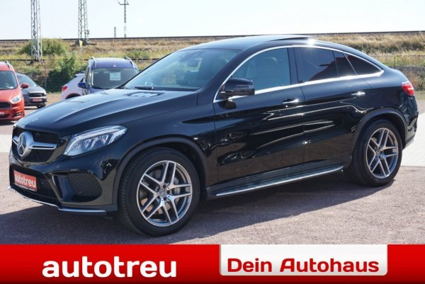 Mercedes-Benz GLE 350 Coupe AMG Voll Pano Standh. NP 108TEURO