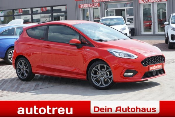 FORD Fiesta ST-Line 125 Coupe EcoB SYNC3 Spoiler LED