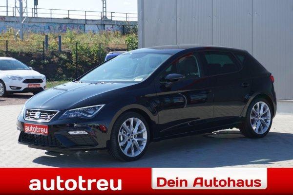 "SEAT Leon FR NeuesMod LED Kamera Winter Alcantara 18"""