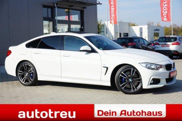 """BMW 430d Gran Coupé M-Sport PanoSD Headup Kamera 19"""""""