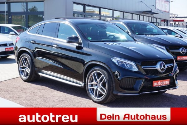 Mercedes-Benz GLE 350d Coupe AMG Voll Pano Standh. NP 108TEURO
