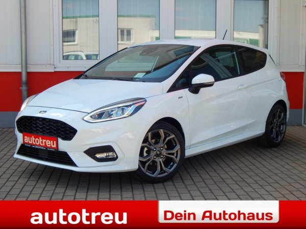 FORD Fiesta ST-Line 125 Coupe EcoB SYNC Spoiler LED