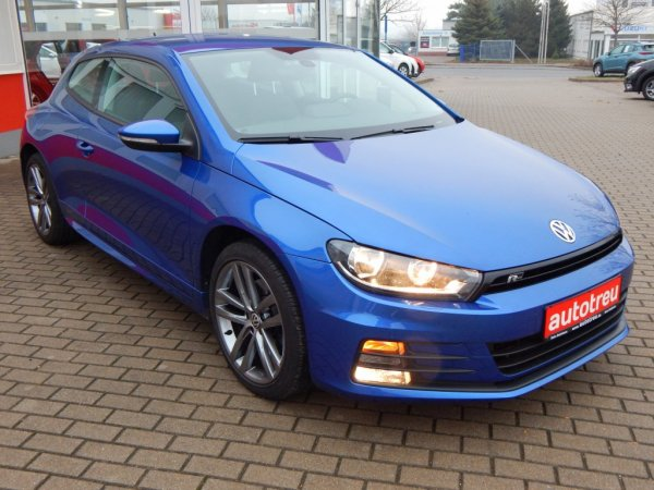 VW Scirocco 2.0 BMT R-Line PDC Winterpack Sound ALU