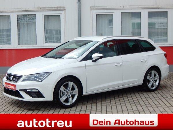 "SEAT Leon FR ST Kombi Voll LED Parkhilfe 8"" MediaPlus"