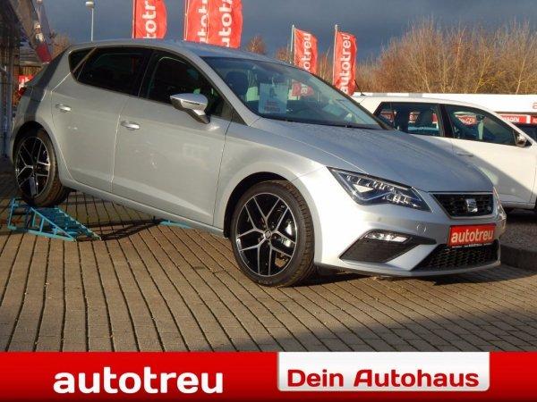 "SEAT Leon FR 5tür Voll LED Navi 18"" Alu 2x Parkhilfe"