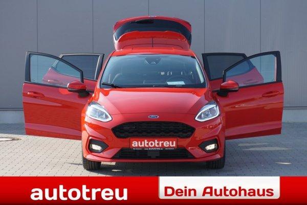 """FORD Fiesta ST-Line 5tür Ecoboost LED 8""""SYNC Spoiler"""
