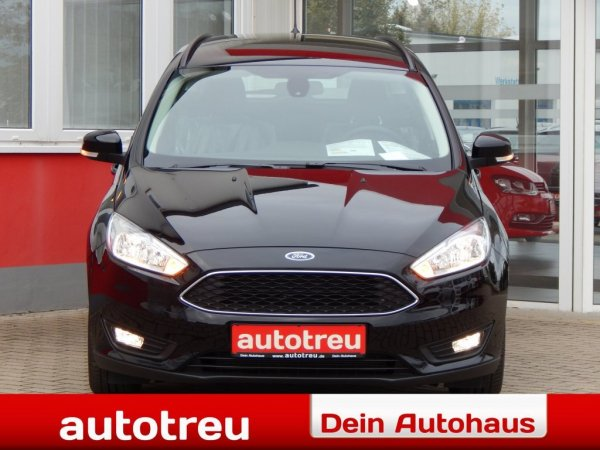 FORD Focus Kombi 125PS SYNC LED Winterpa Tempo -35%*