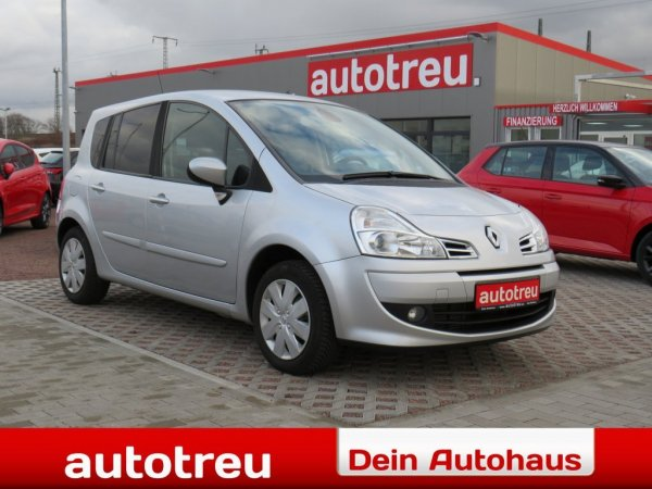 Renault Grand Modus Klimaautomatik Ledersitze