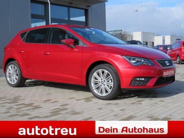 Seat Leon XC 150 FullLed WinterPak Einparkhilfe ACC