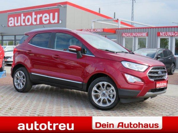 Ford EcoSport SUV Titan 125PS SYNC Klimautom Eur6d-TEMP