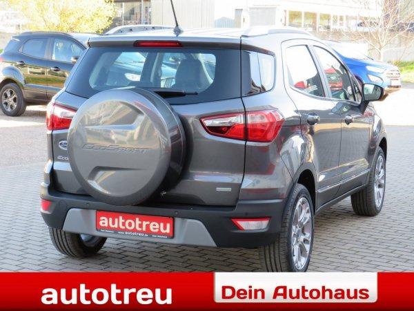 Ford EcoSport SUV Titan 125PS SYNC WinterP BlindSpot+