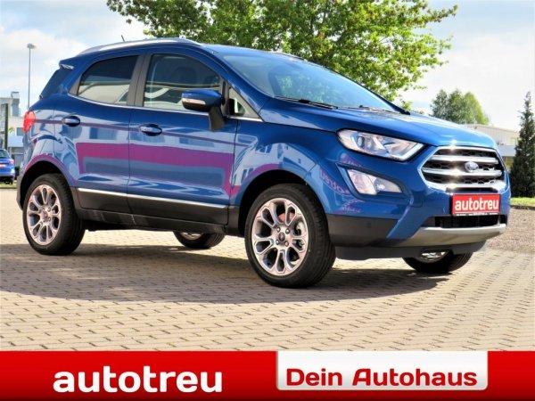Ford EcoSport SUV Titan 125PS SYNC Alu Winter Cam