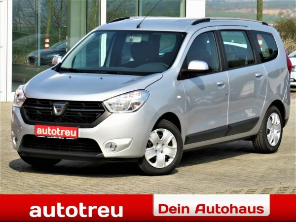Dacia Lodgy FamilyVan Klima Radio Freisprech Tempomat