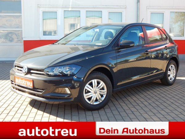 VW Polo 5tür Klima Radio Bluetooth LED Euro6d-TEMP