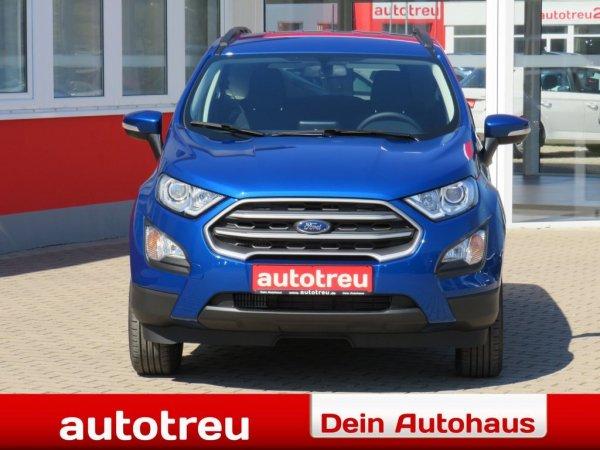 Ford EcoSport SUV 125PS Navi Alu Winter Parkpilot Klima AHK abnehmbar