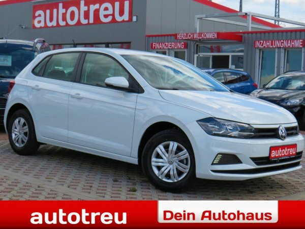 VW Polo 5tür Klima Radio Bluetooth LED Euro6d-TEMP