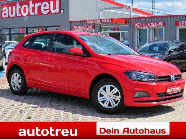 VW Polo 5türig Klima Radio Bluetooth LED SOFvorORT!