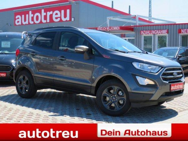 Ford EcoSport 125PS Klima Navi Alu 2xParkpilot Euro6d-TEMP