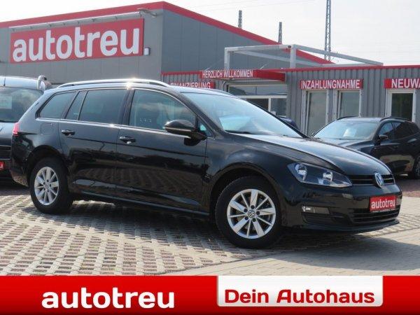 VW Golf Kombi Climatron. Einparkhilfe V/H ALU Sound