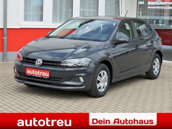 VW Polo 95PS 5tür Klima Sitzheizg Einparkhilfe LED-Tagfahrlicht