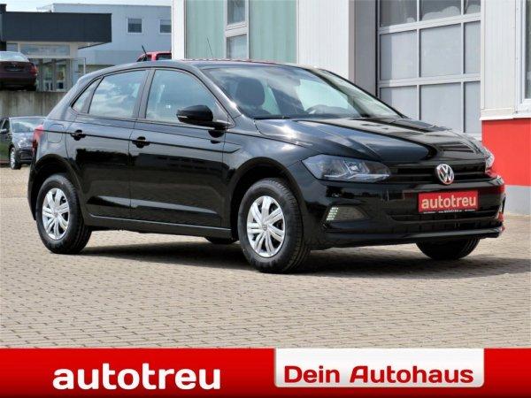 VW Polo 95PS 5türig Klima Bluetooth LED SOFvorORT