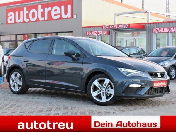 Seat Leon FR 5tür 7G-DSG Navi Full LED Klimaut BEATS