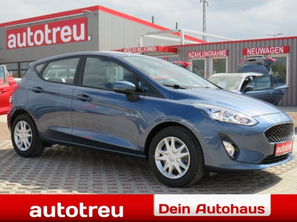 Ford Fiesta 5tür 100PS SYNC Cool&Connect Parksys 5JaGa
