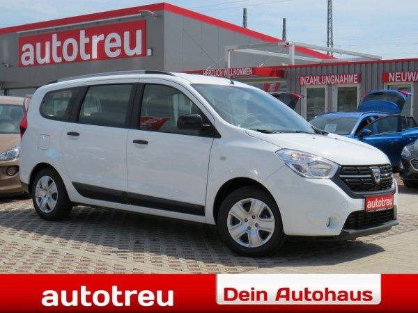 Dacia Lodgy 7Sitze FamilyVan Reling Parkhilfe Tempomat