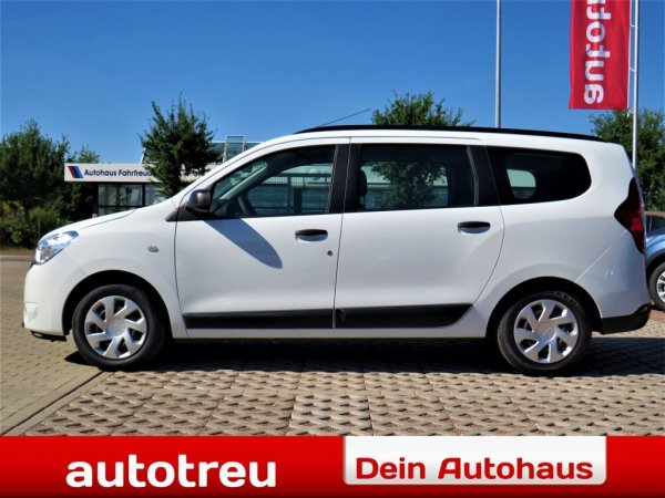 Dacia Lodgy 7Sitze Klima Radio FamilyVan Parkhilfe