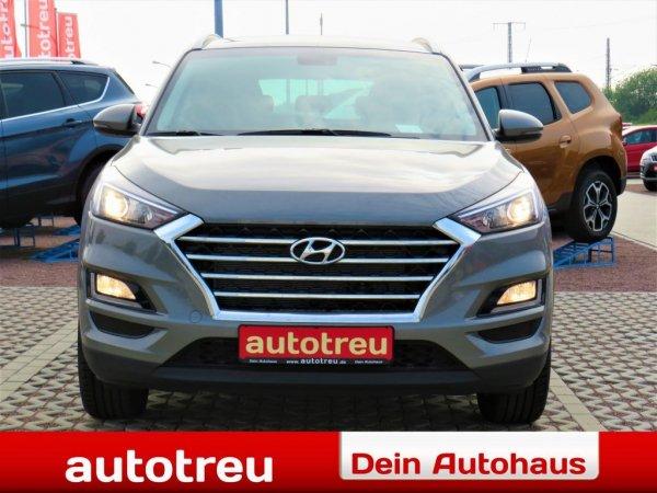 Hyundai Tucson SUV Klimaautomatik DAB+ Winterpaket 17Alu