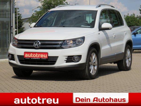VW Tiguan Lounge Navi Kamera Sport&Style ALU PDC SHZ