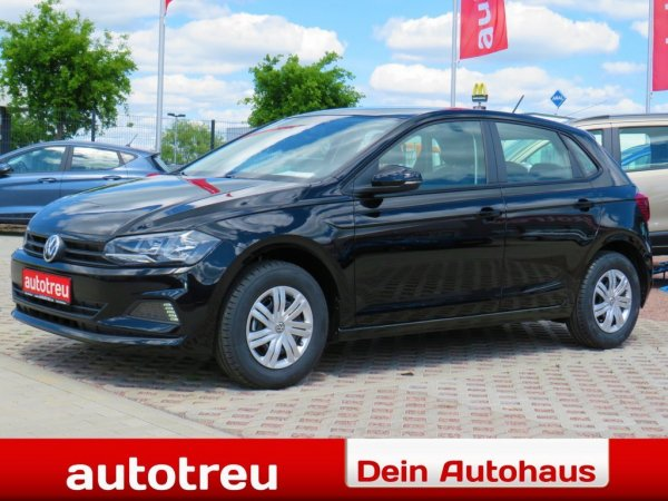 VW Polo 95 5türig Klima Parkhilfe LED SOFvorORT!