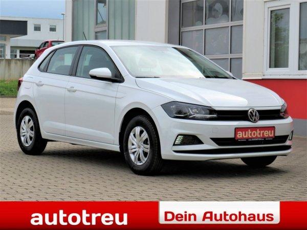 VW Polo 95 5tür Klima MediaColor Bluetooth USB LED - Tagfahrlicht