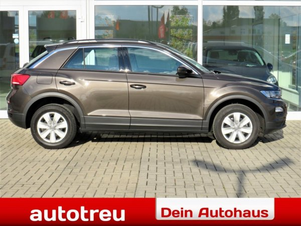 VW T-Roc Klimaautomatik Winterpaket Dachreling LED - Tagfahrlicht