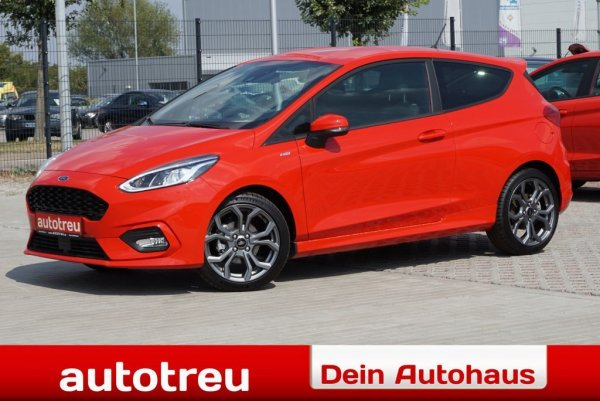 FORD Fiesta ST-Line Coupe EcoB SYNC Spoiler LED