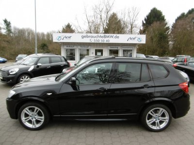 BMW X3 xDrive 35d Aut.Head Up Pano Xen Navi Cam Hifi