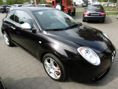 Alfa Romeo MiTo Turismo 1.4 TB 16V Klimaaut.USB Bluetooth