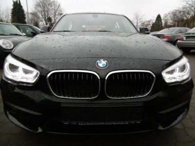 BMW 116 d Automatik Navi LED PDC Sitzheiz.Tempomat