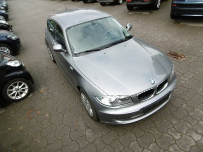 BMW 116 i Klima Einparkhilfe Sitzheizung
